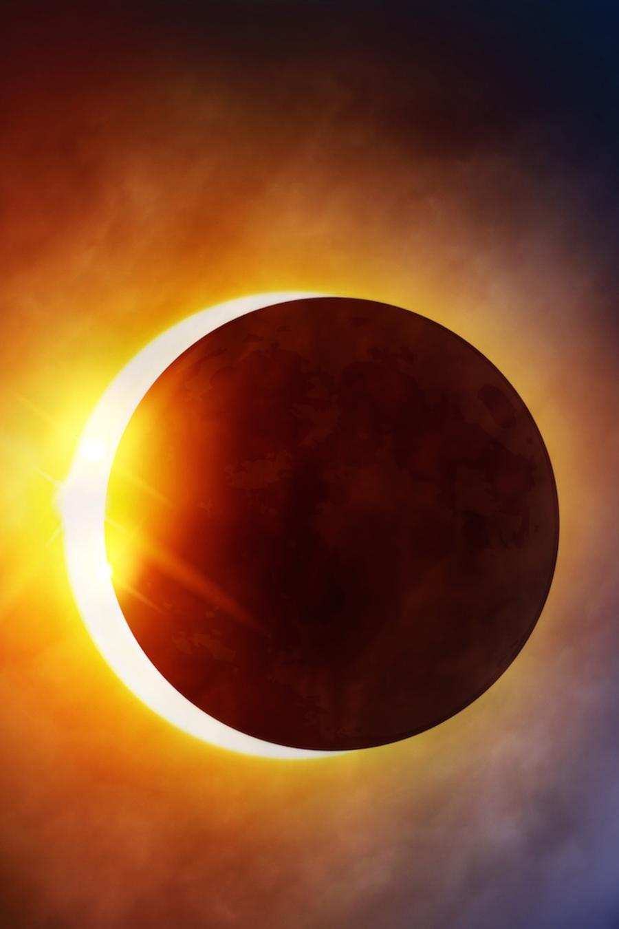 Se desata una euforia sin igual en las ciudades que podrán disfrutar del eclipse solar