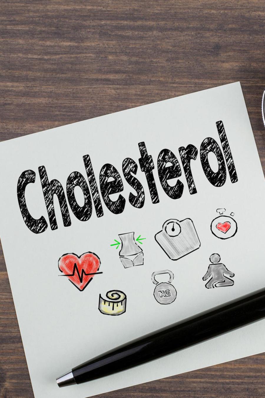 Apunte sobre el colesterol y elementos de trabajo médico