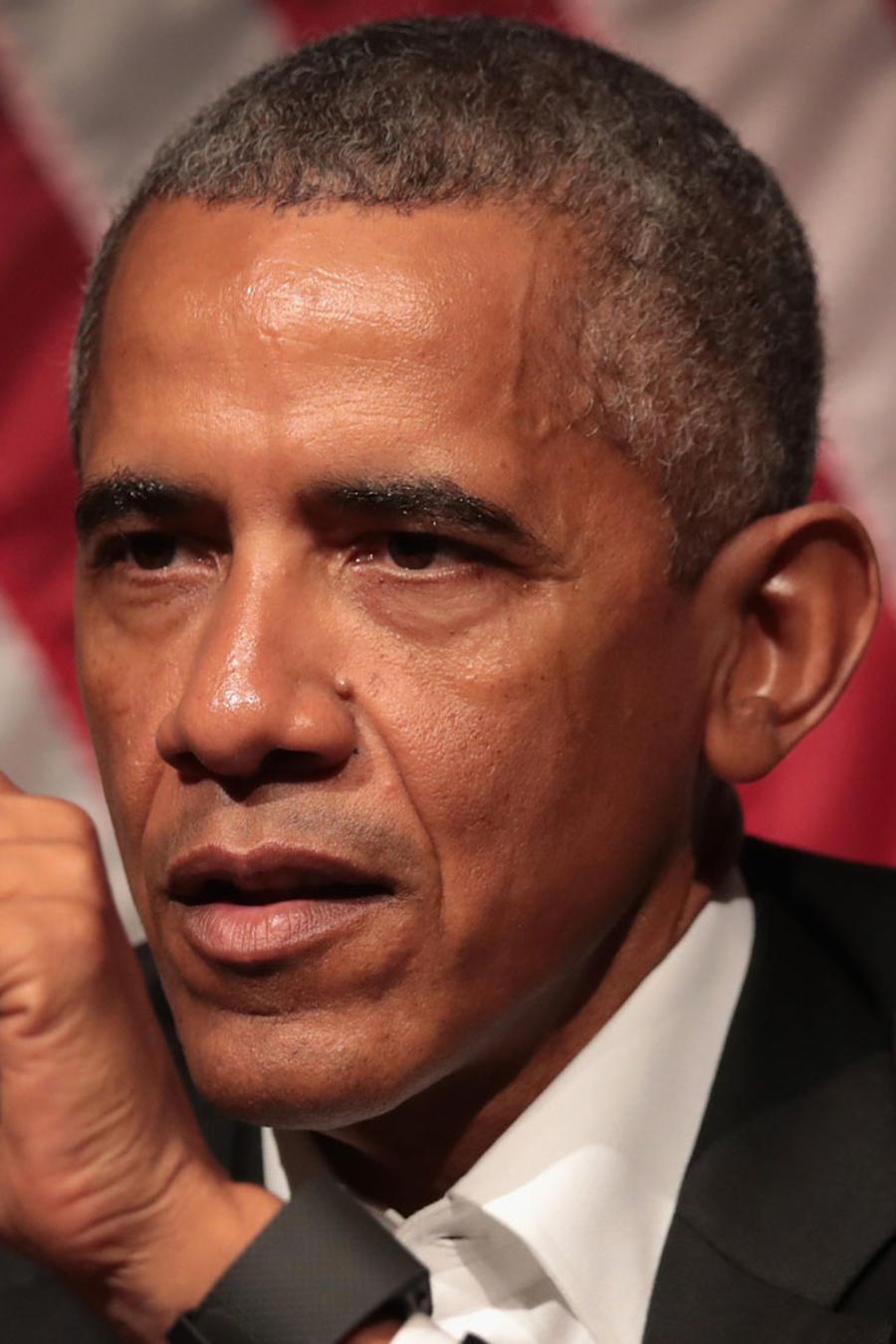 Barack Obama, abril 2017