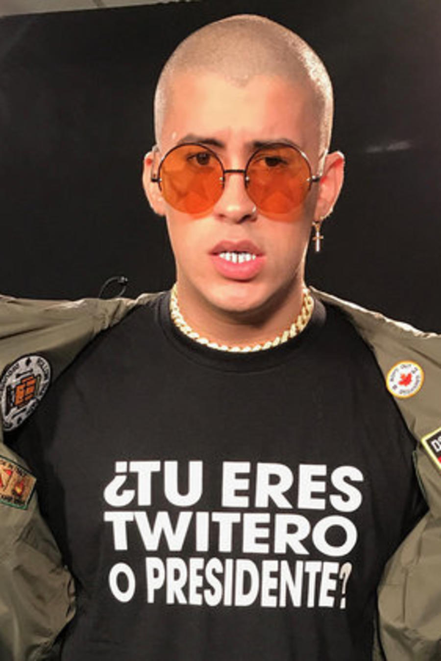 Bad Bunny en entrevista con Billboard