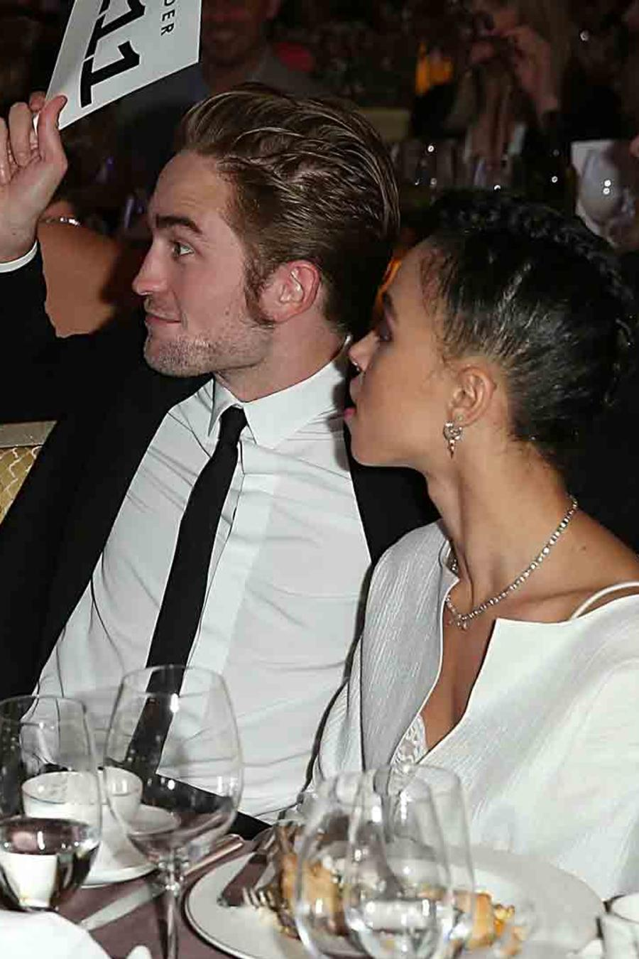 Robert Pattinson Leans on Katy Perry Following His Breakup with FKA Twigs