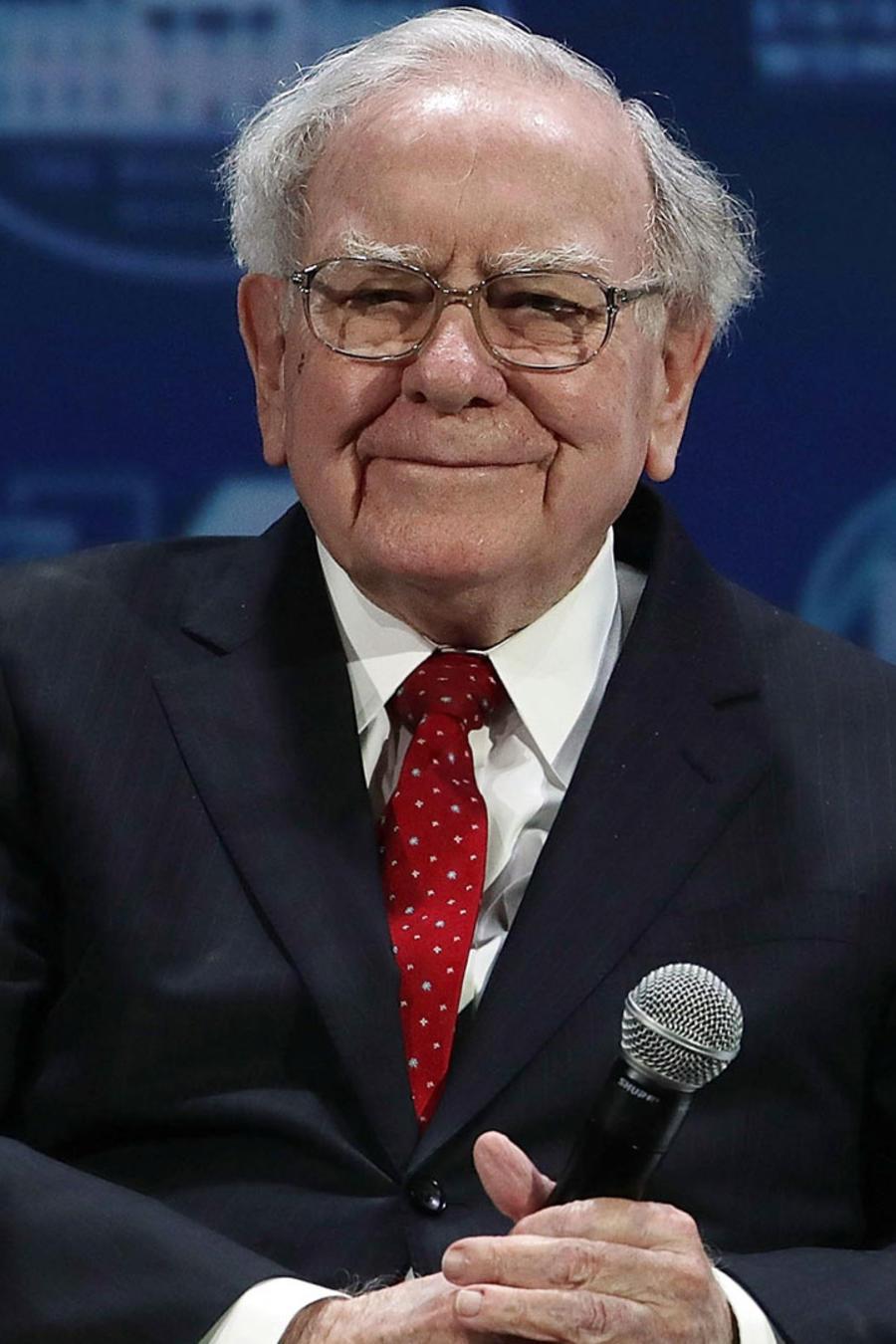 Warren Buffett en la Casa Blanca