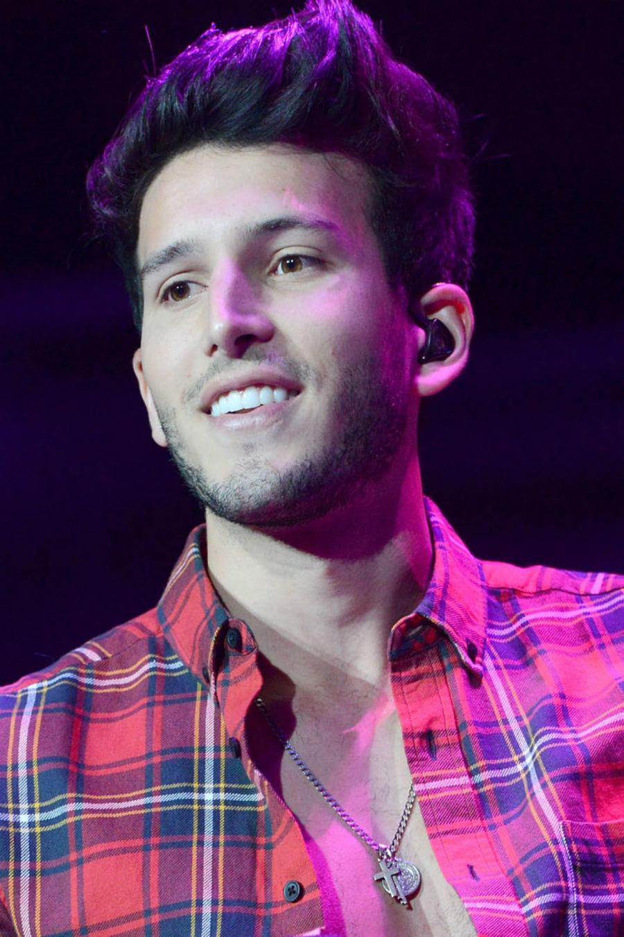 Sebastián Yatra en concierto