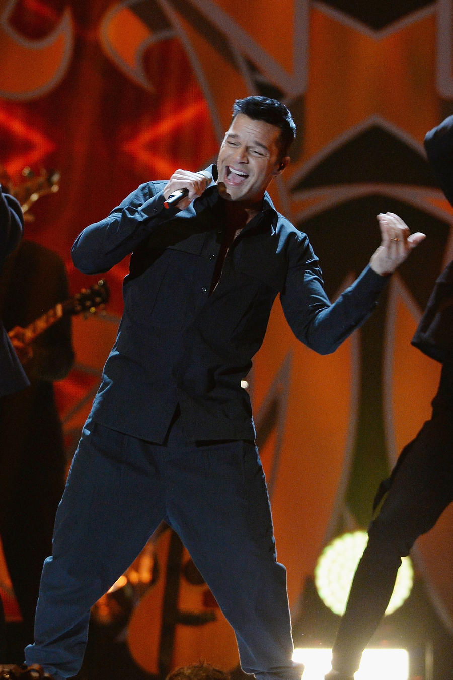 Ricky Martin iHeartRadio Fiesta Latina - Show