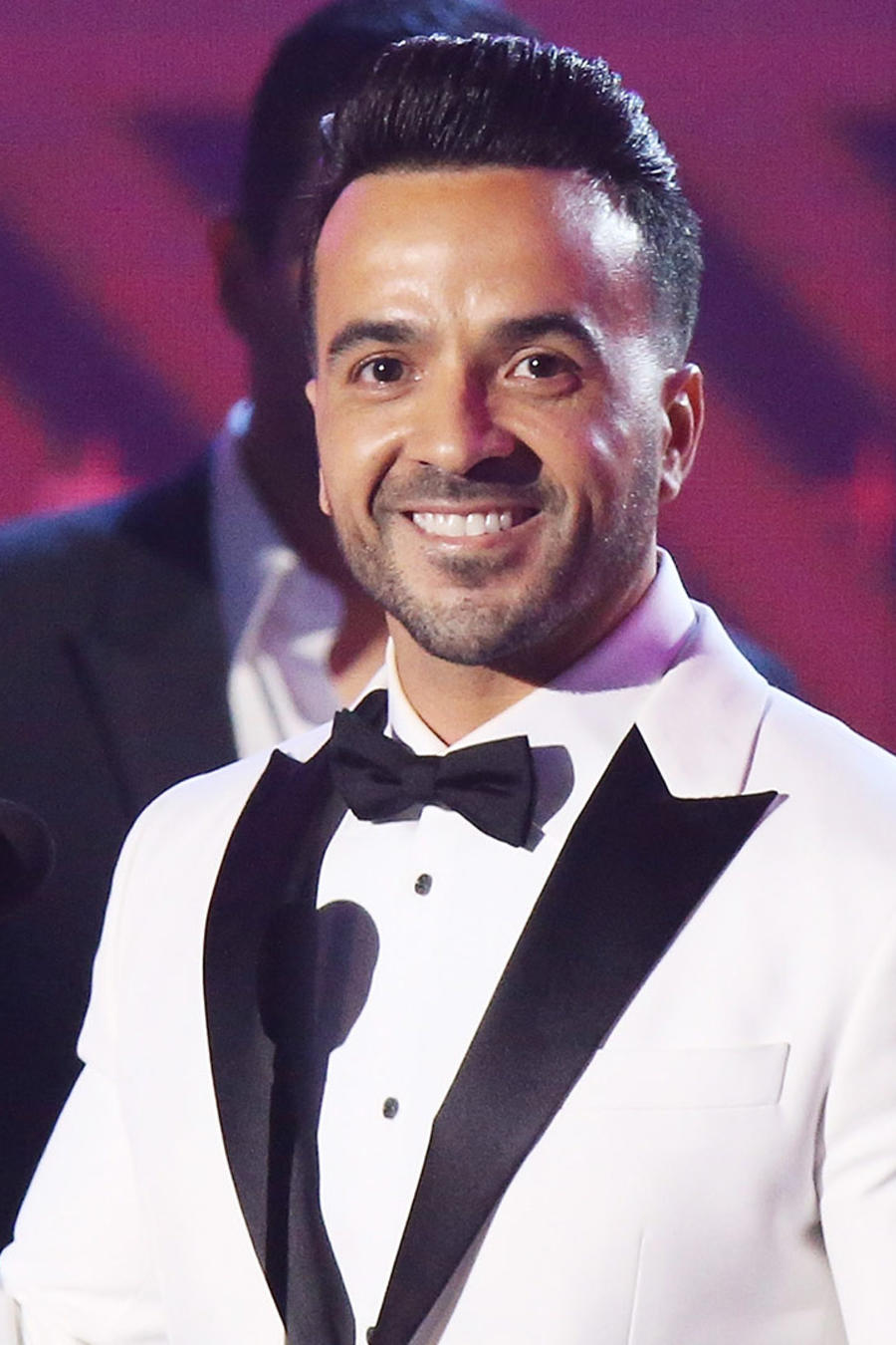 Luis Fonsi at the Latin Grammys