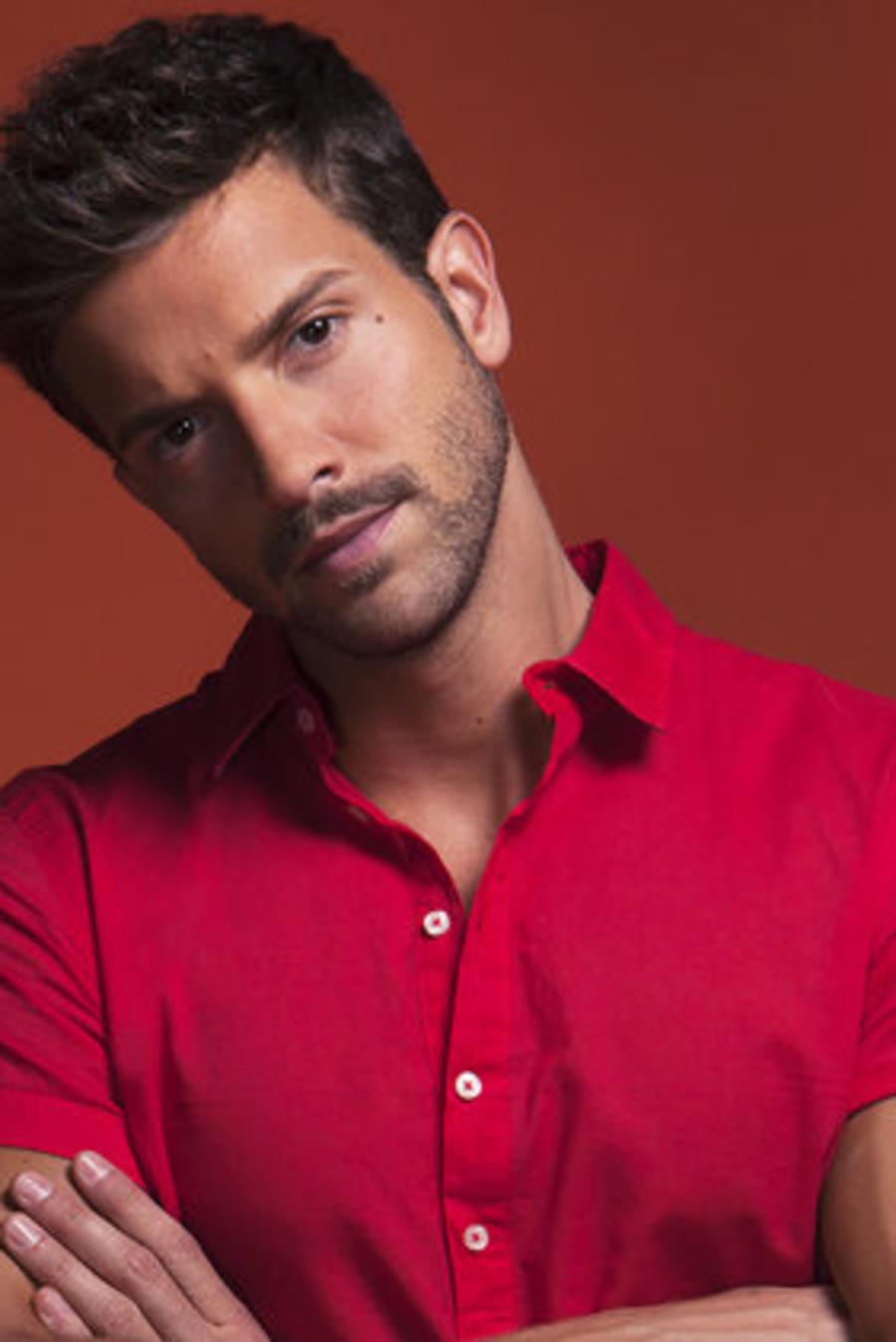 Foto promocional de Pablo Alborán
