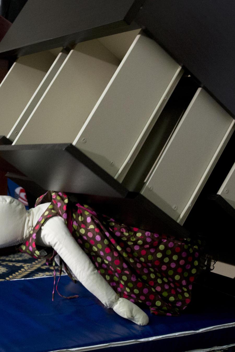 Mueble de Ikea peligroso