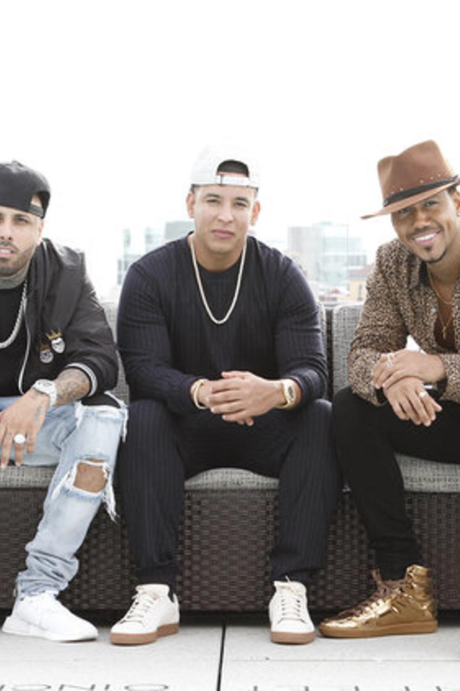 Nicky Jam, Daddy Yankee, Romeo Santos