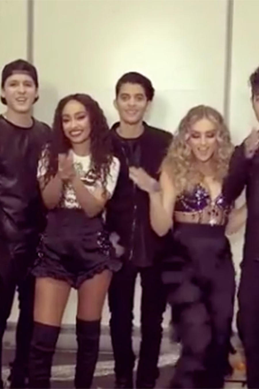 CNCO and Little Mix
