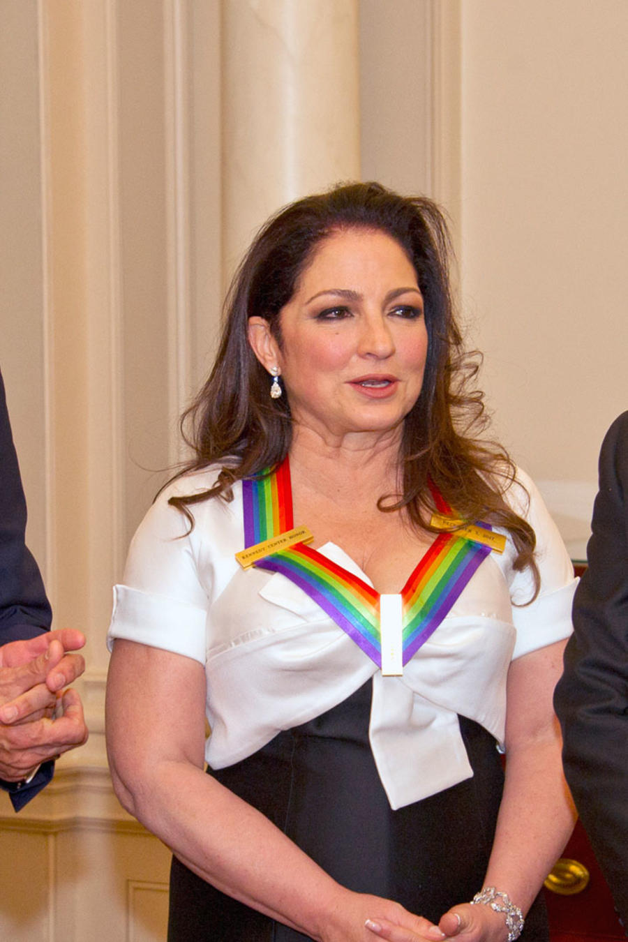 Gloria Estefan en el Kennedy Center