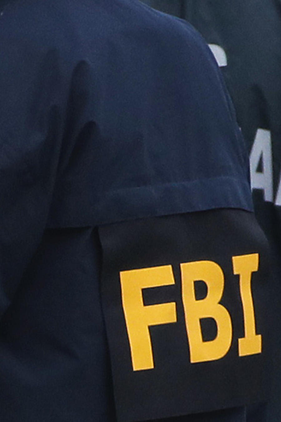 Foto de archivo de agente del FBI