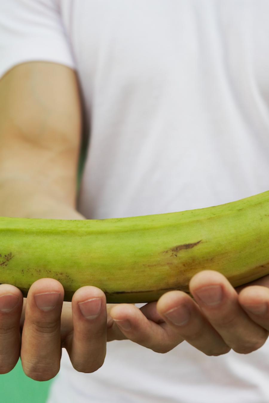 how to choose a plátano