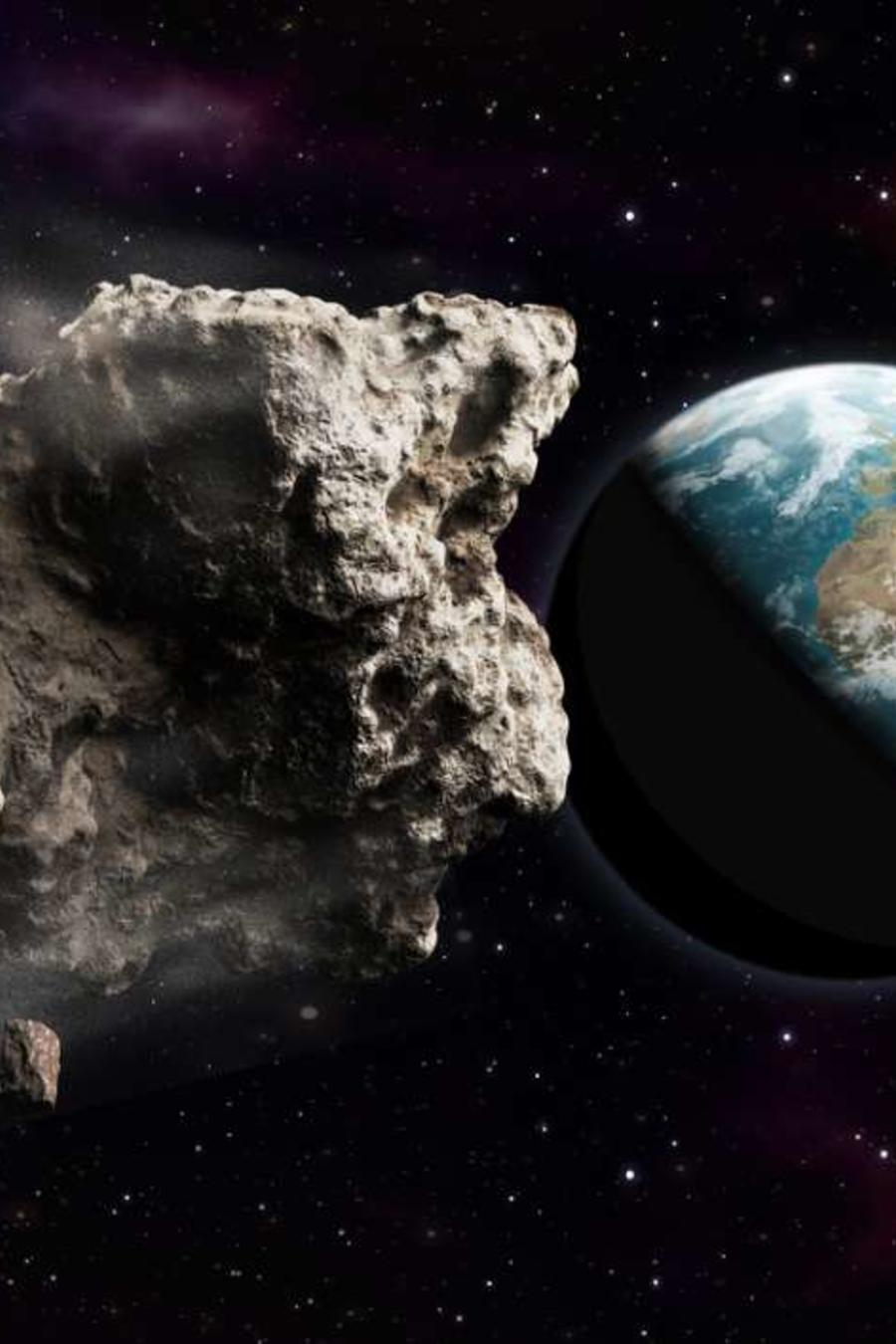 De momento, la NASA descarta que exista peligro inminente.