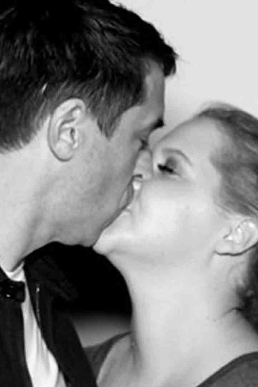 Amy Schumer Married Chris Fischer