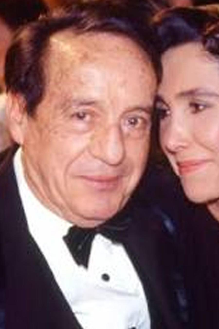 """Florinda Meza con Roberto Gómez Bolaños """"Chespirito"""""""