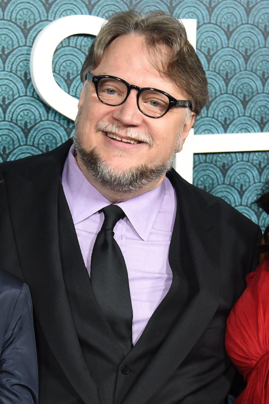 "Guillermo del Toro y elenco de ""The Shape of Water"""
