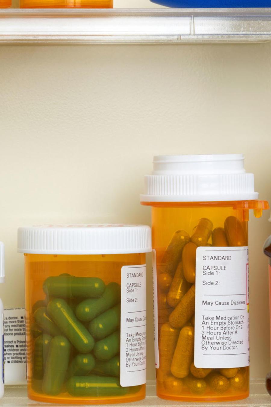 Gabinete de medicinas