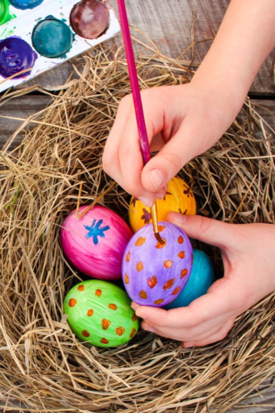 Manualidad de Pascua