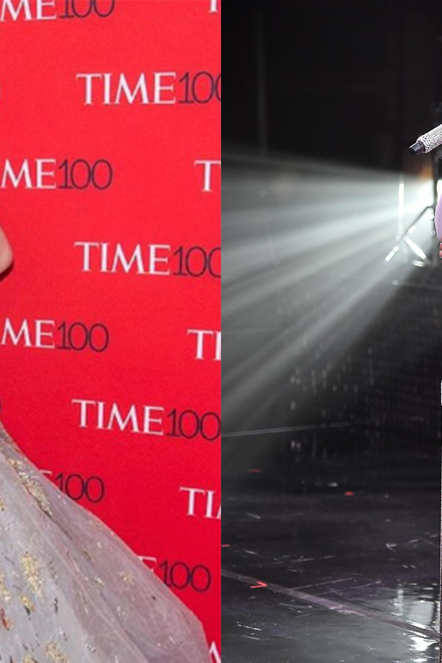 Jennifer Lopez at the TIME 100 Gala