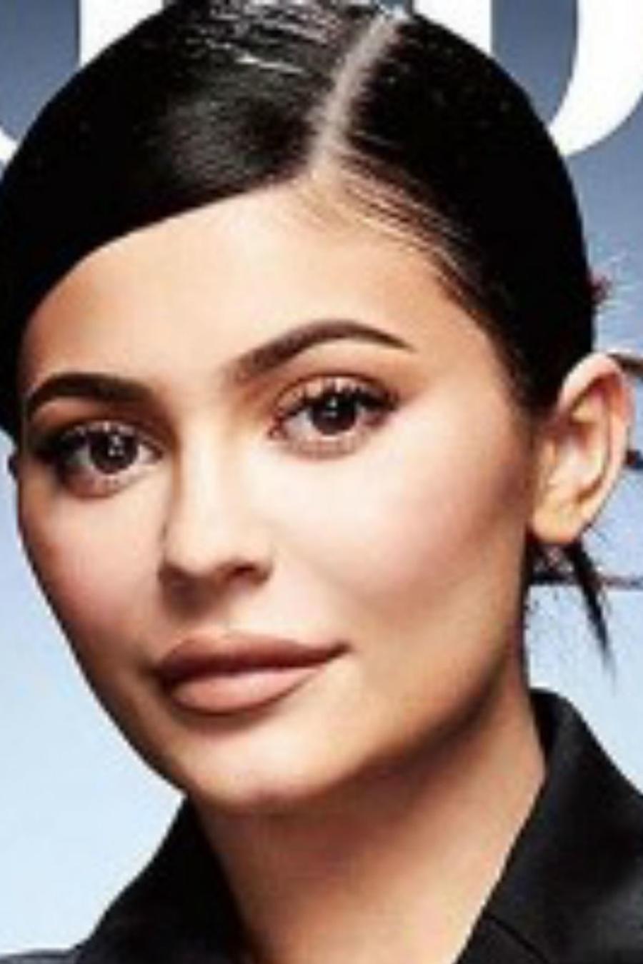 Kylie Jenner en la portada de Forbes