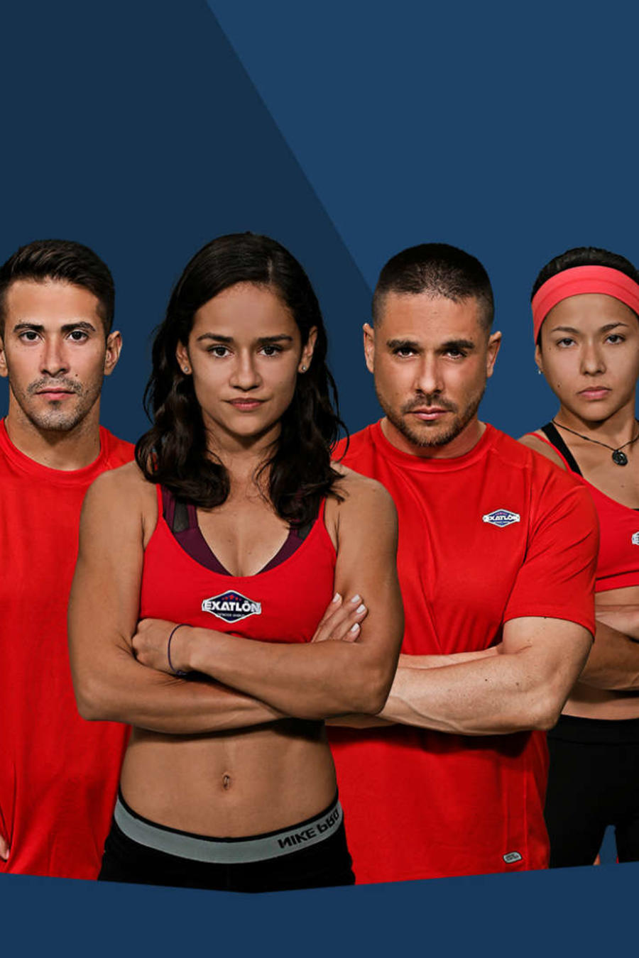 Team Famosos de Exatlón Estados Unidos