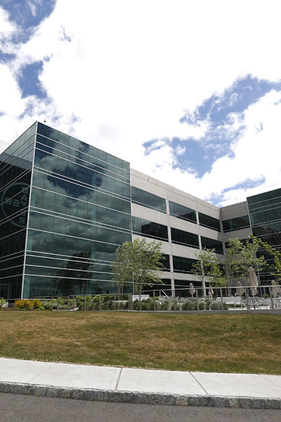 Las instalaciones de la compañía Bayer en Nueva Jersey.