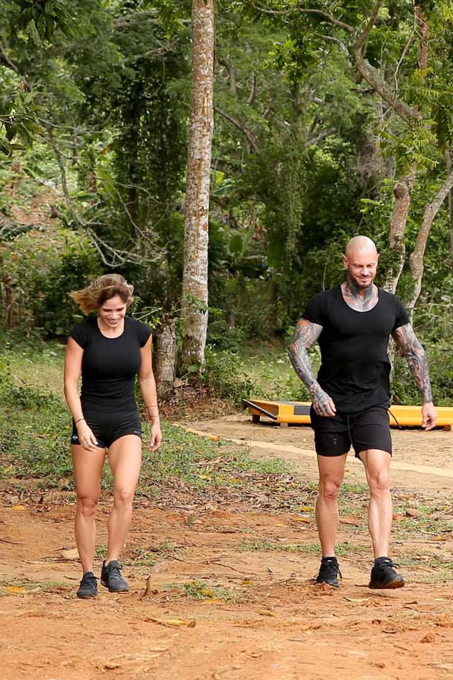 Michelle y Jimmy Lewin se unen a Exatlón