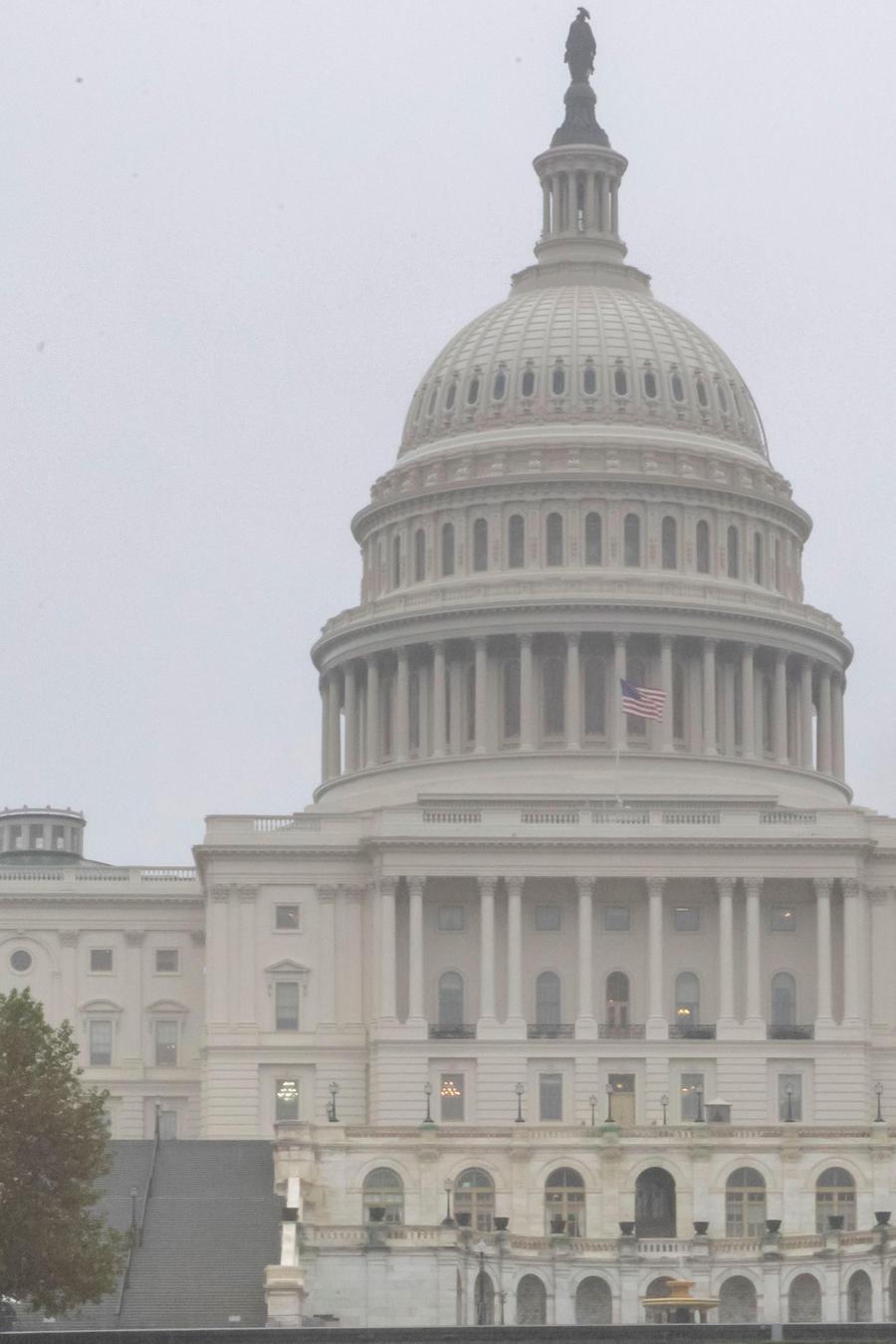 El Capitolio de EEUU en una imagen de archivo