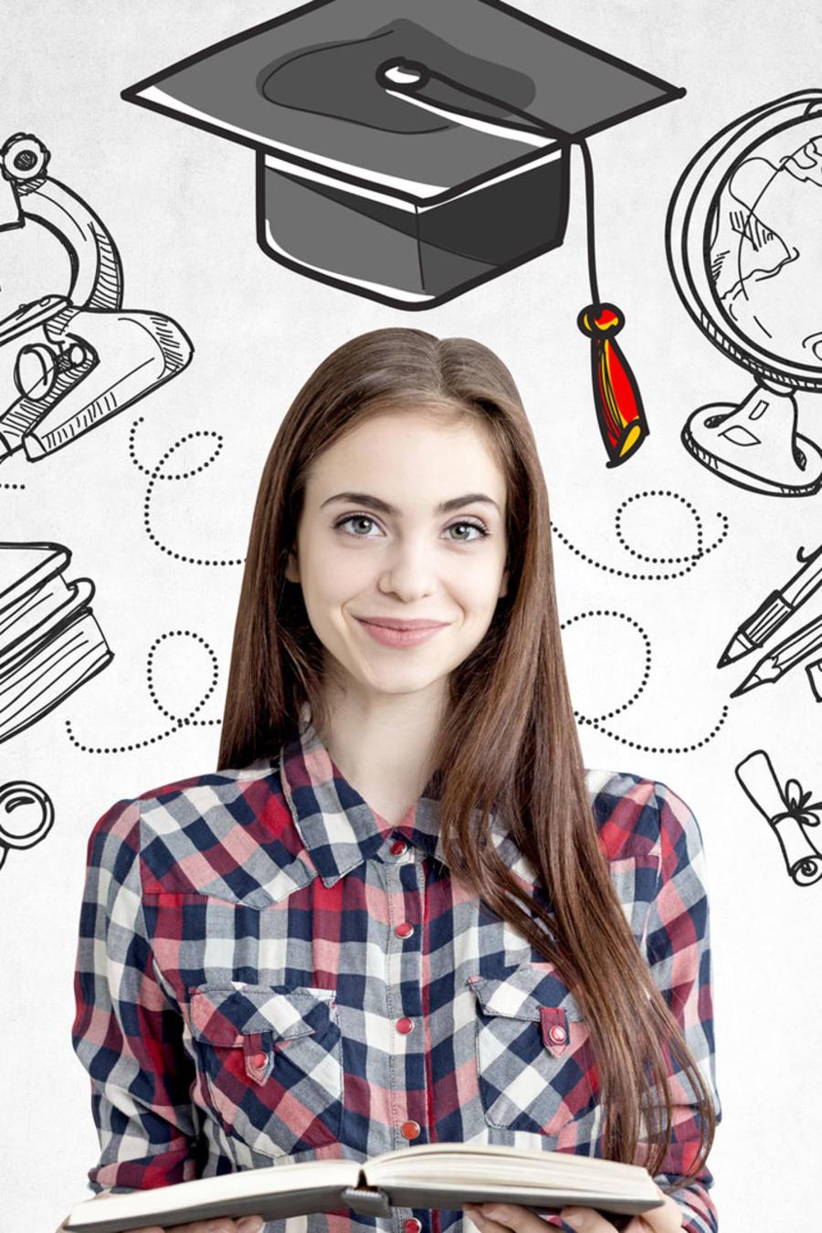 Joven estudiante