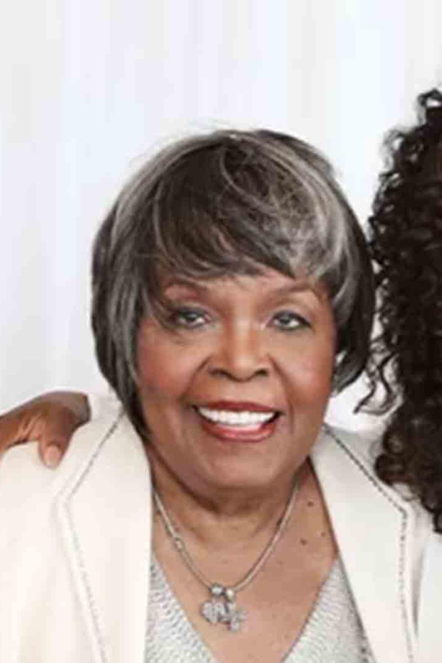 Oprah Winfrey and Vernita Lee