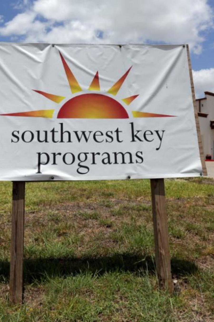 Una foto de archivo de la instación de Southwest Key-Nueva Esperanza, en Brownsville, Texas, una centro que alberga a niños inmigrantes no acompañados.