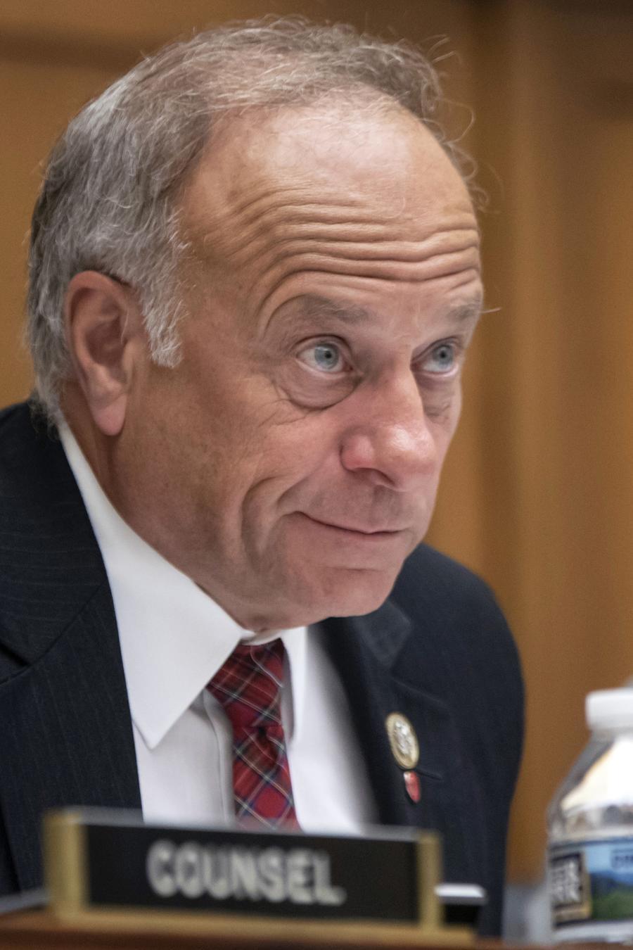 Steve King, congresista republicano de la Cámara de Representantes por el estado de Iowa