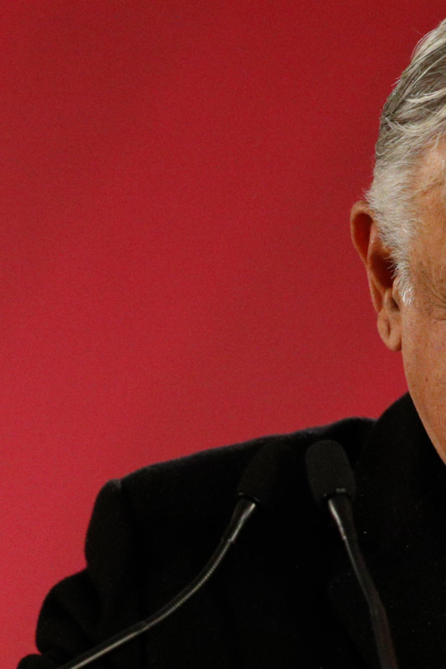 El presidente de México, Andrés Manuel López Obrador, en una de sus ruedas de prensa matinales
