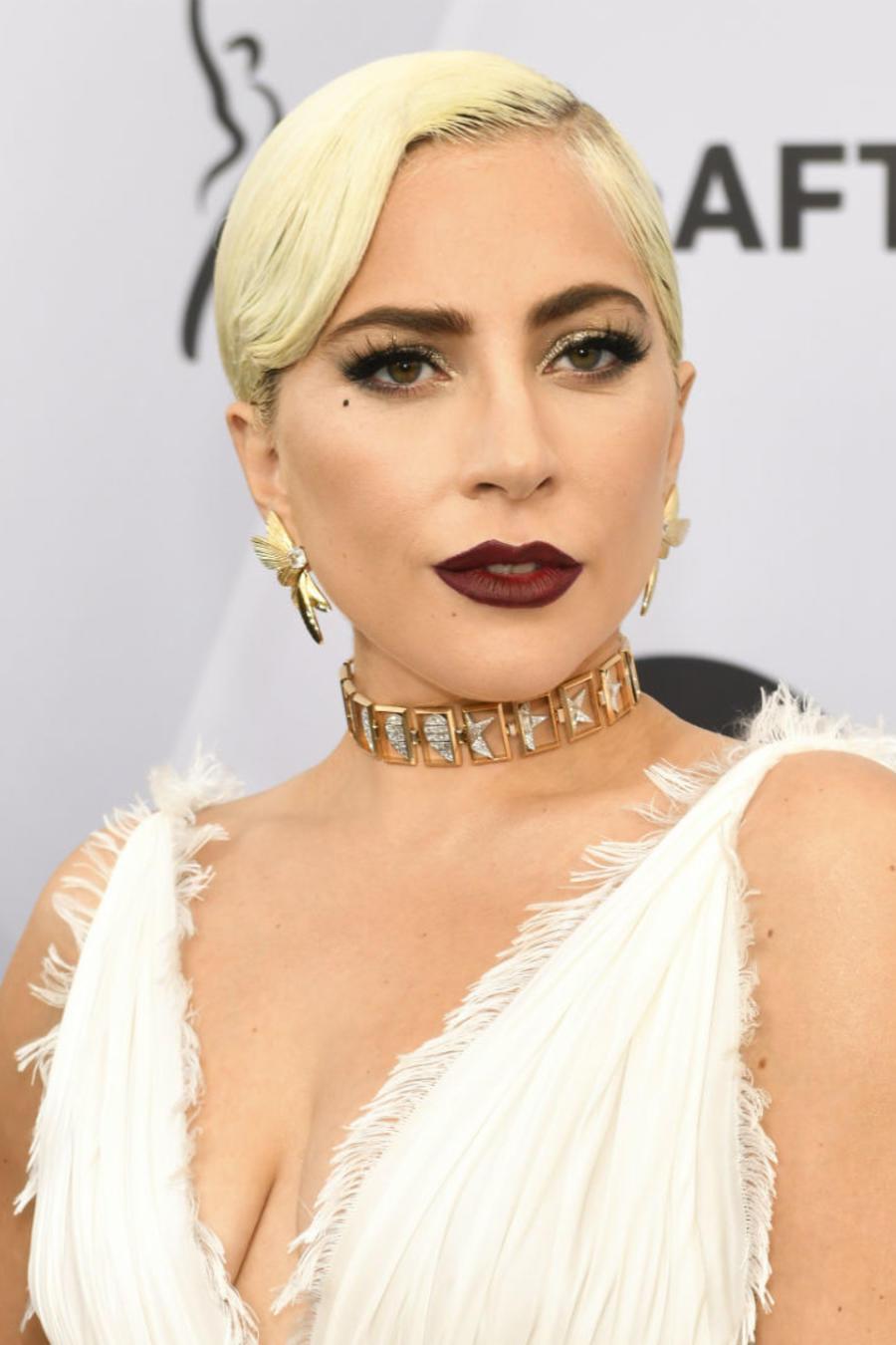 Margot Robbie y Lady Gaga en los SAG Awards 2019