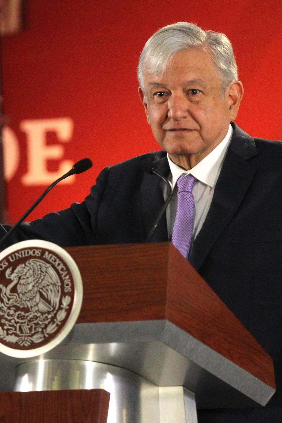 Rueda de prensa matutina de Andrés Manuel López Obrador