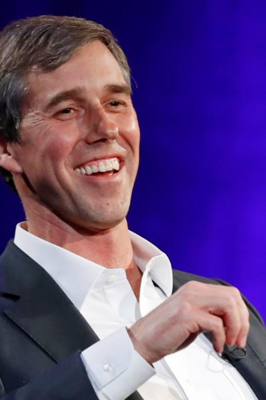 El candidato a las primarias demócratas Beto O'Rourke en una imagen de archivo.