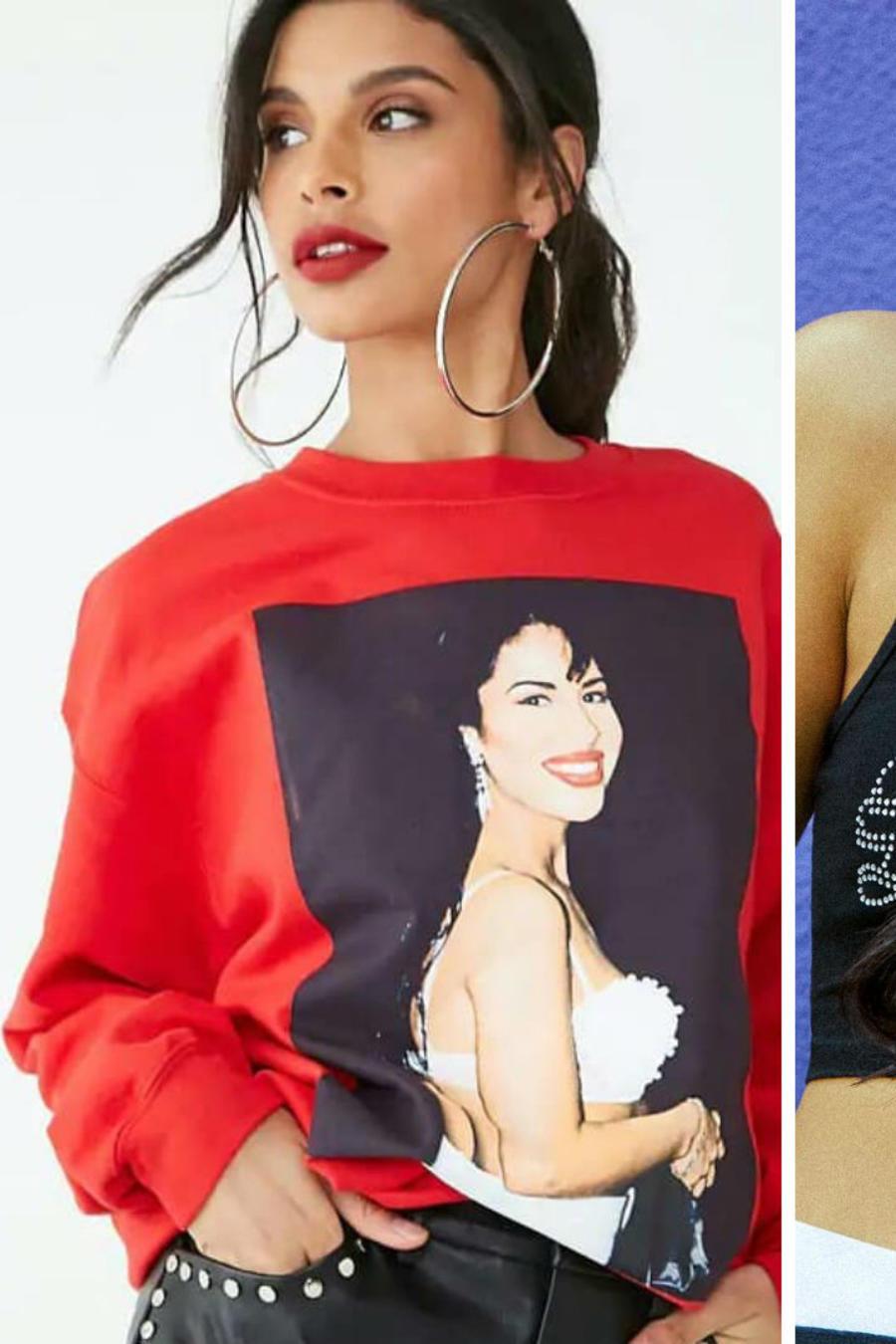 Colección de ropa de Selena Quintanilla