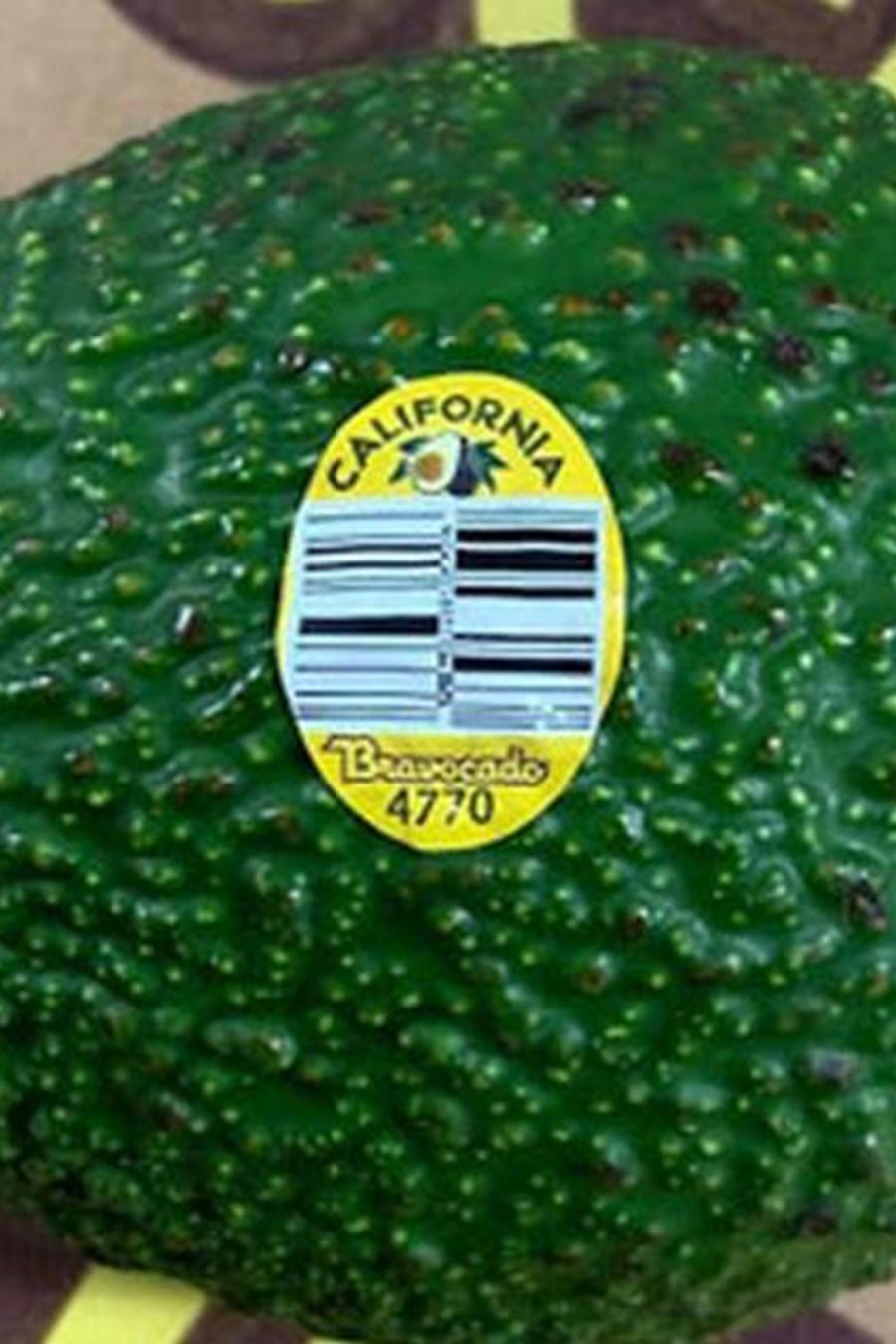Los aguacates de la compañía Henry Avocado que se han retirados del mercado.