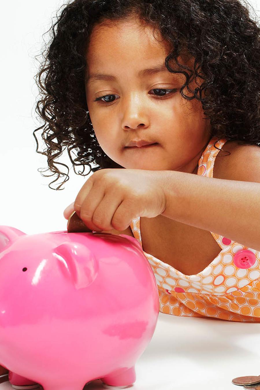 Tus hijos pueden aprender de finanzas desde los 5 años