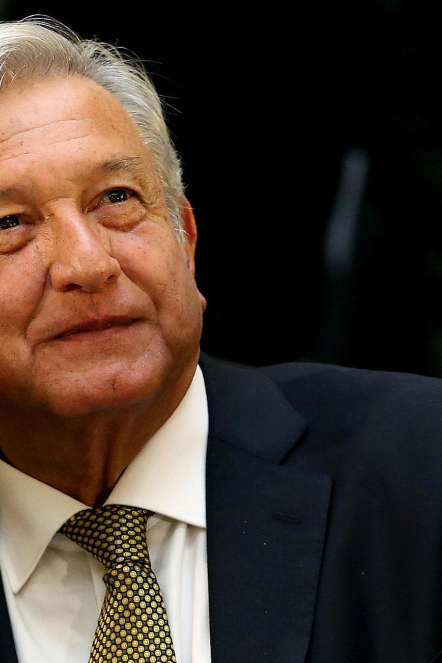 Presidente de México Andrés Manuel López Obrador en una imagen de archivo