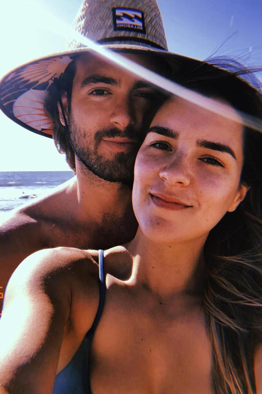 Pablo Lyle y su esposa