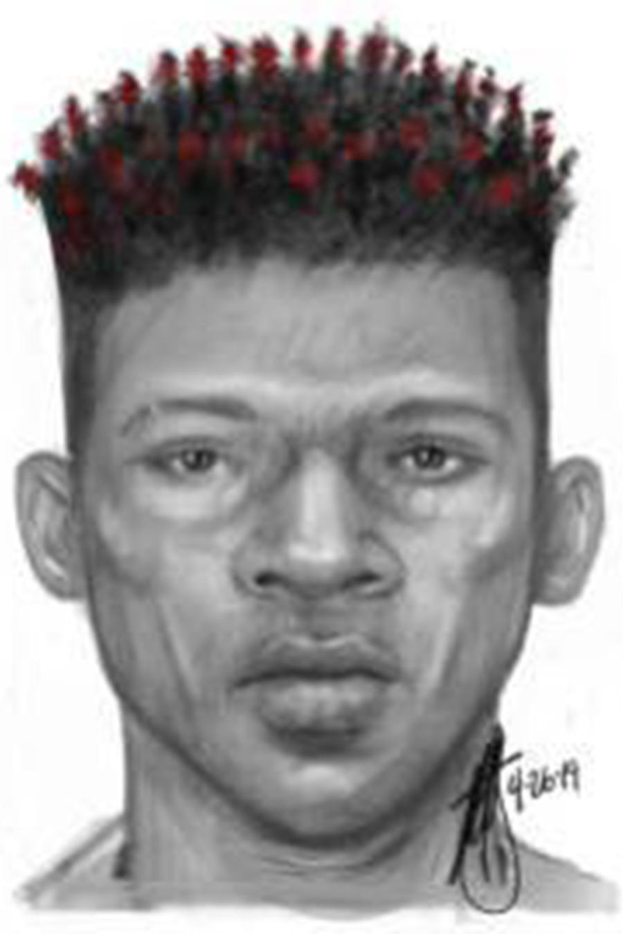 Retrato hablado de sospechoso de secuestro