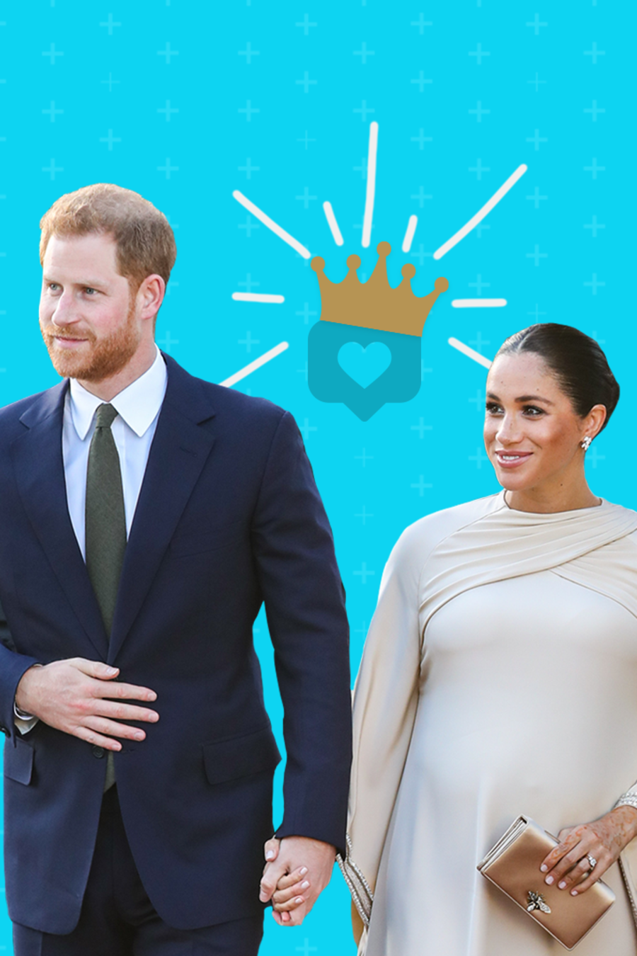 Prince Harry & Meghan Markle