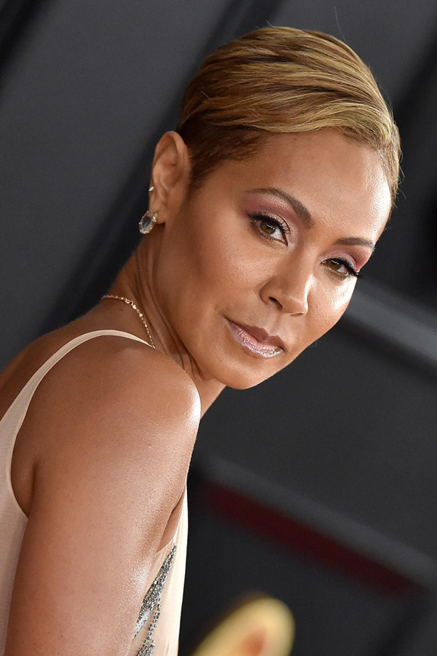 Jada Pinkett Smith en los Grammy Awards