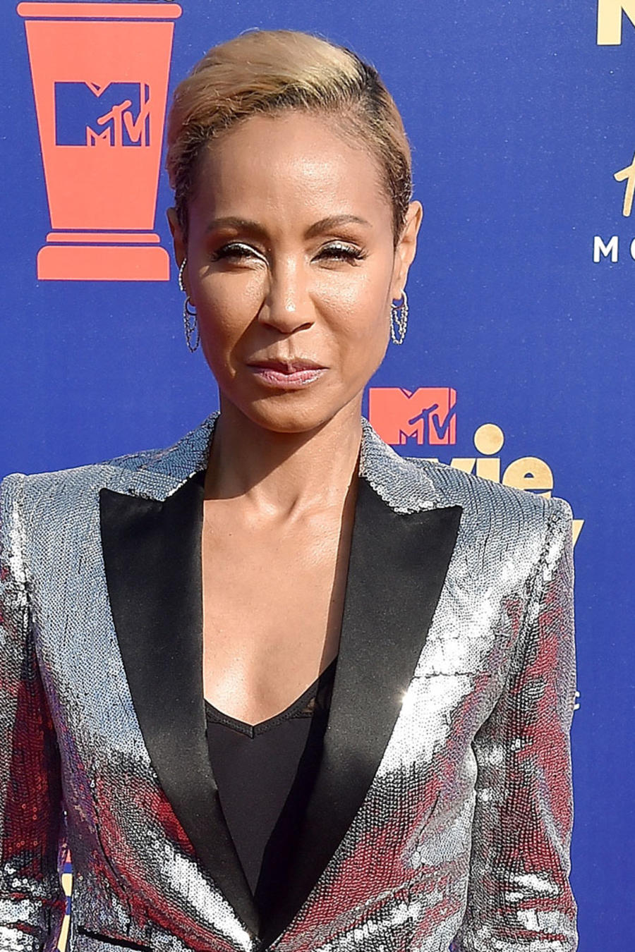 Jada Pinkett Smith y Elisabeth Moss en los MTV Movie & TV Awards 2019