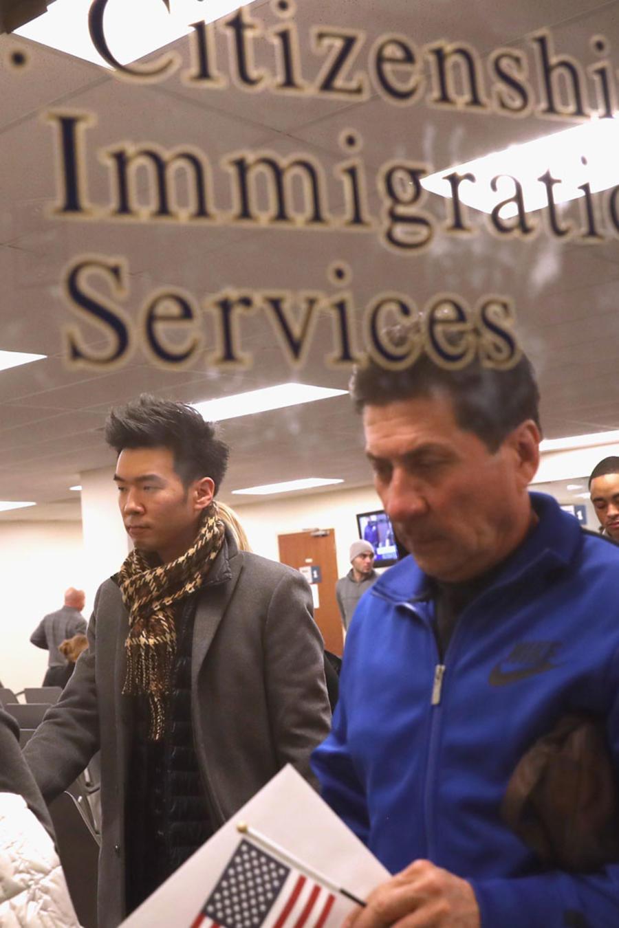 Oficinas de inmigración en Estados Unidos