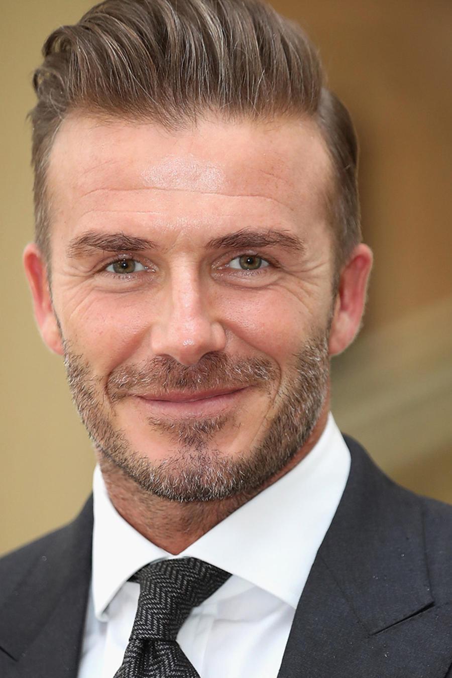 David Beckham queso