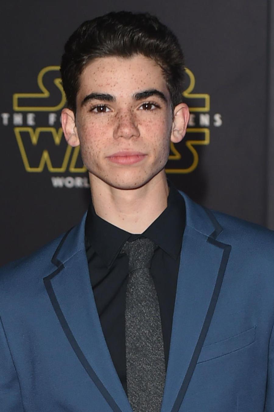 Cameron Boyce en la premiere de Star Wars