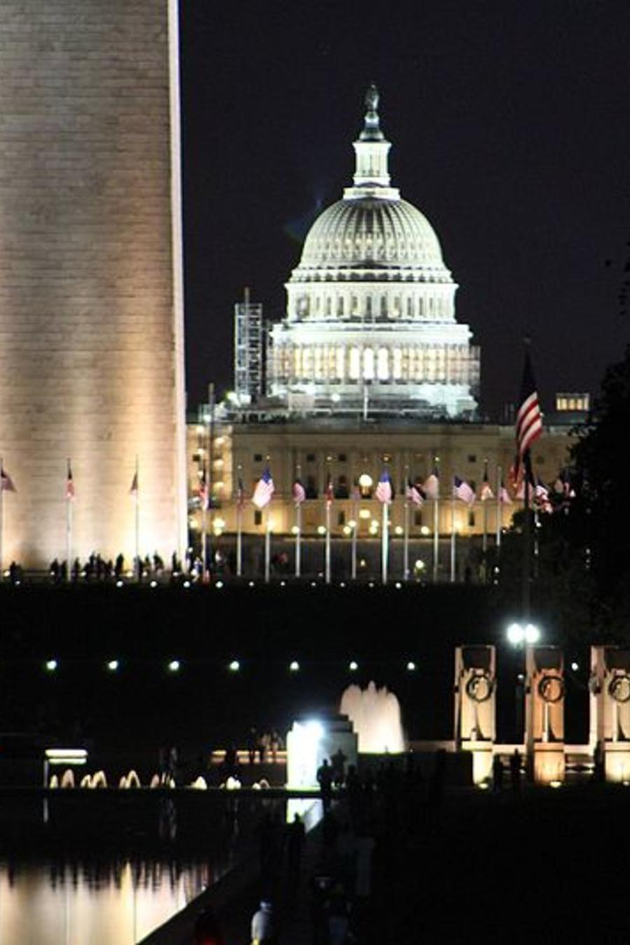 El Capitolio de los Estados Unidos en una foto de archivo.