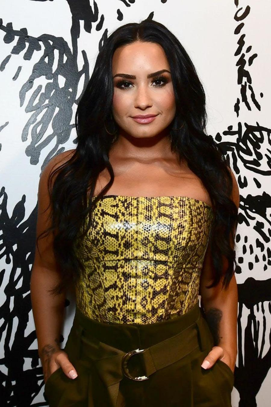 Demi Lovato asiste a Refinery29 29Rooms en Los Angeles